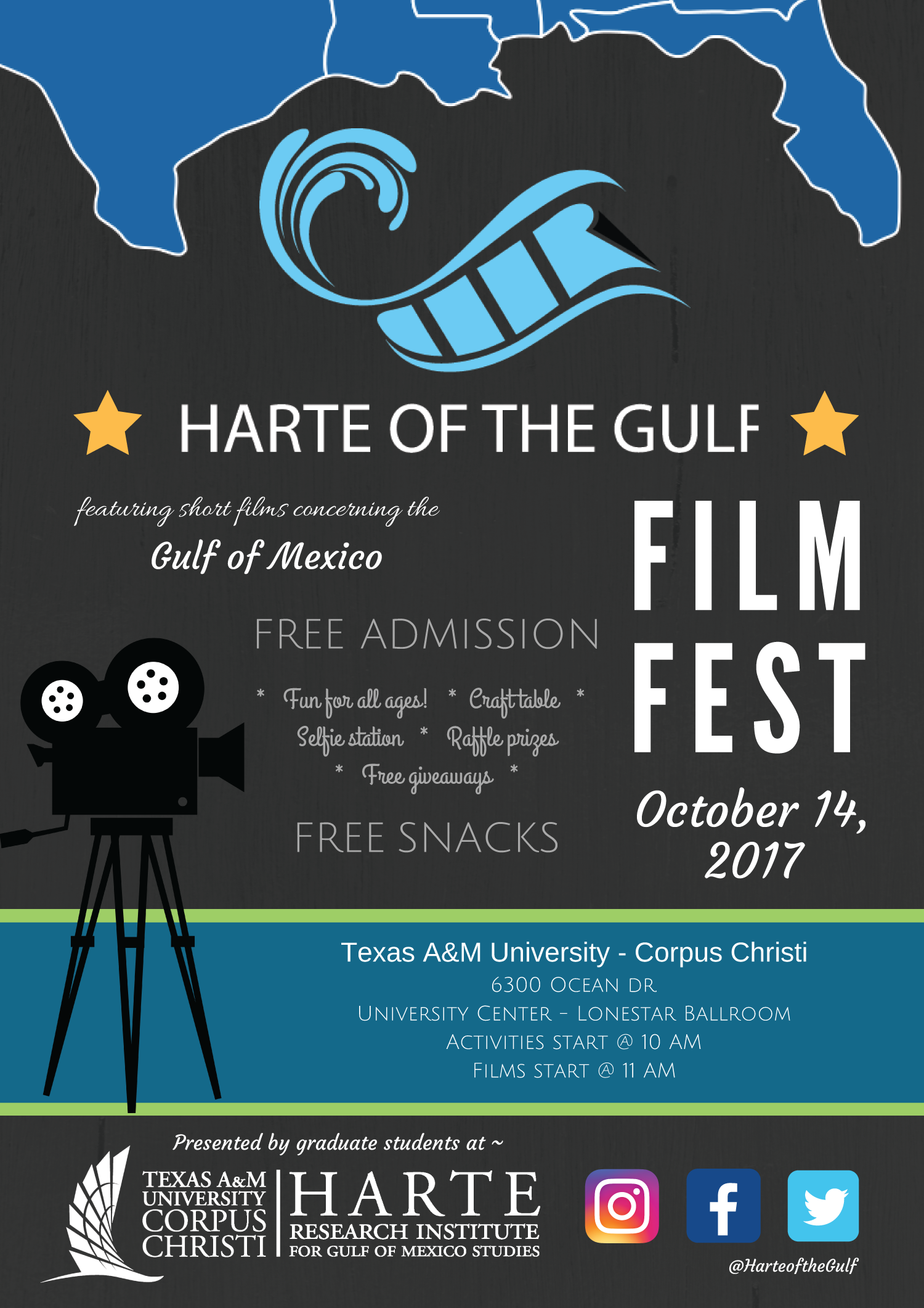 Harte of the Gulf Film Competition