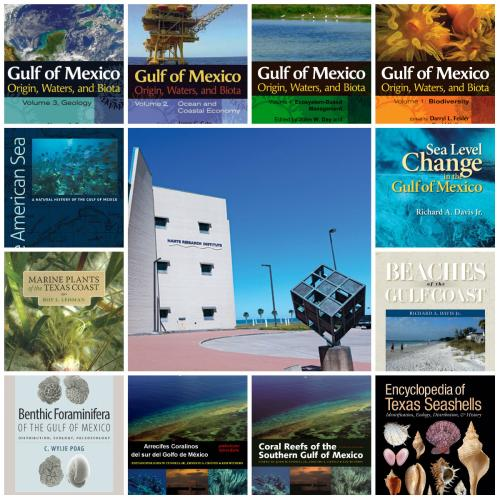 HRI book series collage
