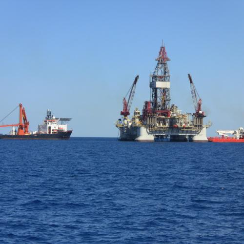 Gulf of Mexico Oil and Gas